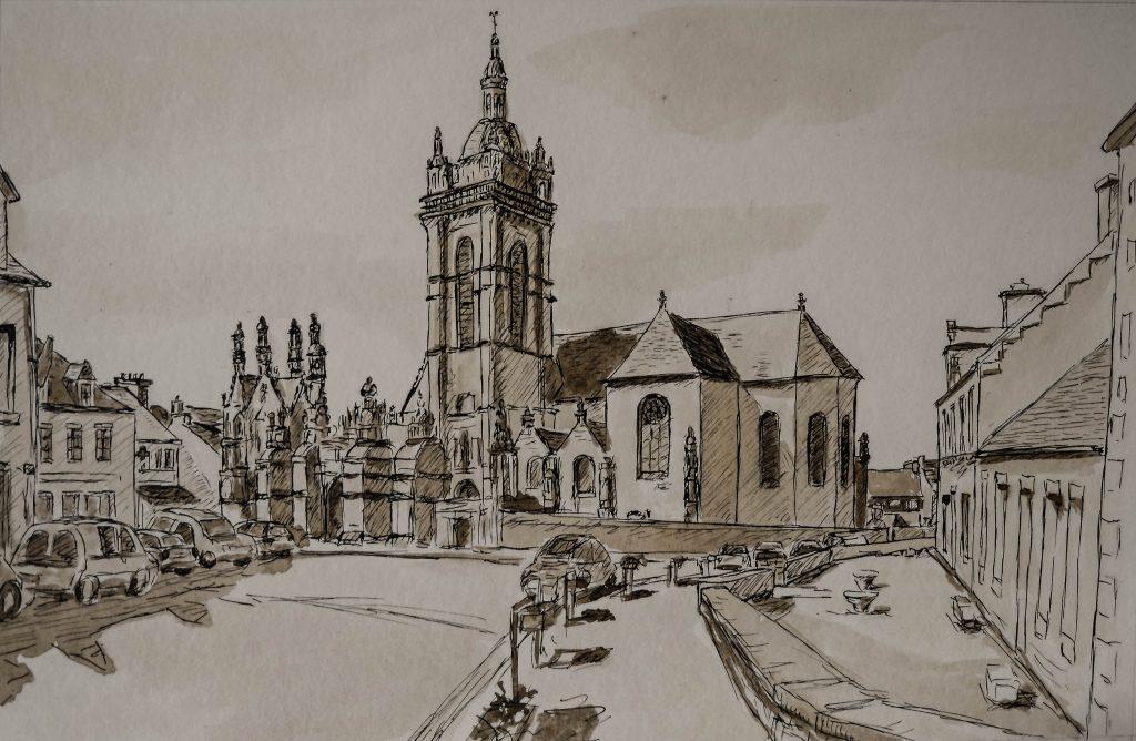 Eglises-de-Brteagne-Saint-Thegonnec