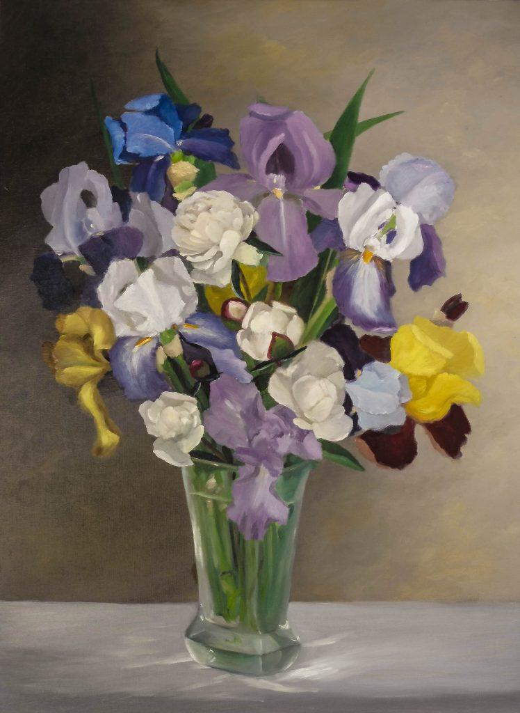 Grand-iris-et-pivoines