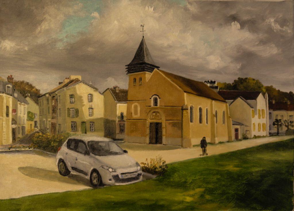 La-Frette-sur-Seine-Eglise-Saint-Nicolas