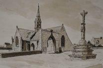 Eglises de Bretagne Notre Dame de Penhors