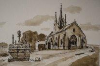 Eglises de Bretagne Notre Dame de Tronom