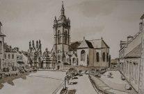 Eglises de Bretagne Saint Thegonnec
