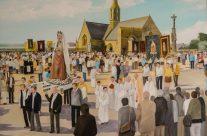 Penhors – Départ de la procession
