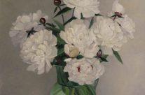 Pivoines blanches