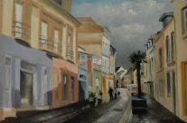 Quiberon rue port Maria